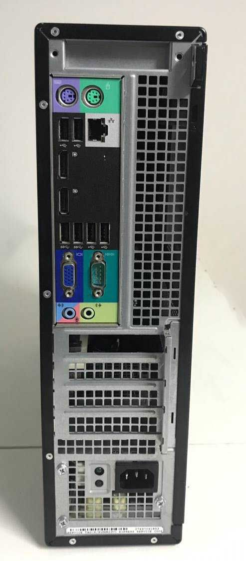 Computador Dell Optiplex 7010 Intel Core i5 3.4GHz 4GB HD-500GB