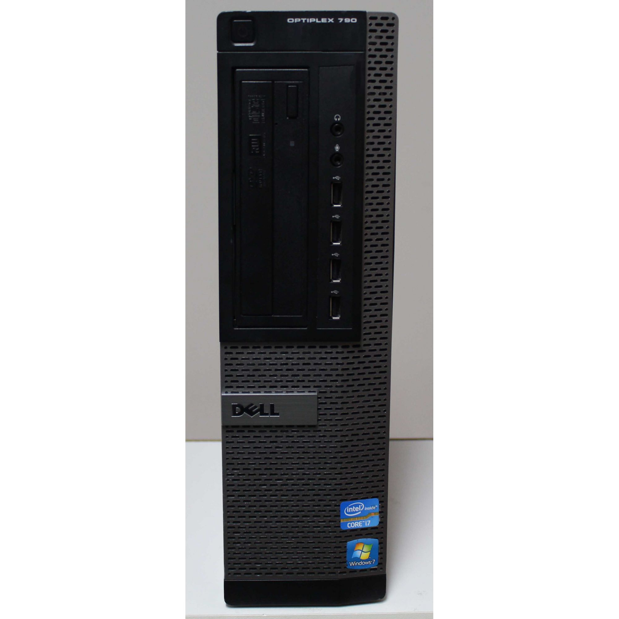 Computador Dell Optiplex 790 Core i7 3.4GHz 4GB HD-500GB