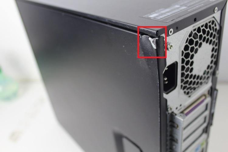 Computador HP ProDesk 600 G2 Intel Pentium 3.5GHz 8GB DDR4  HD-500GB