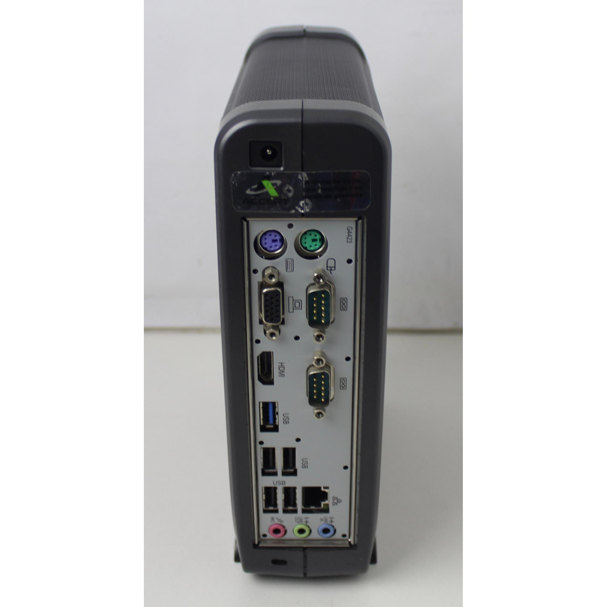MINI PC P/PDV ACCEPT SMART CLIENT 2KV2 DUAL CORE 2.41GHZ 8GB SSD-32GB (SERIAL DB9)