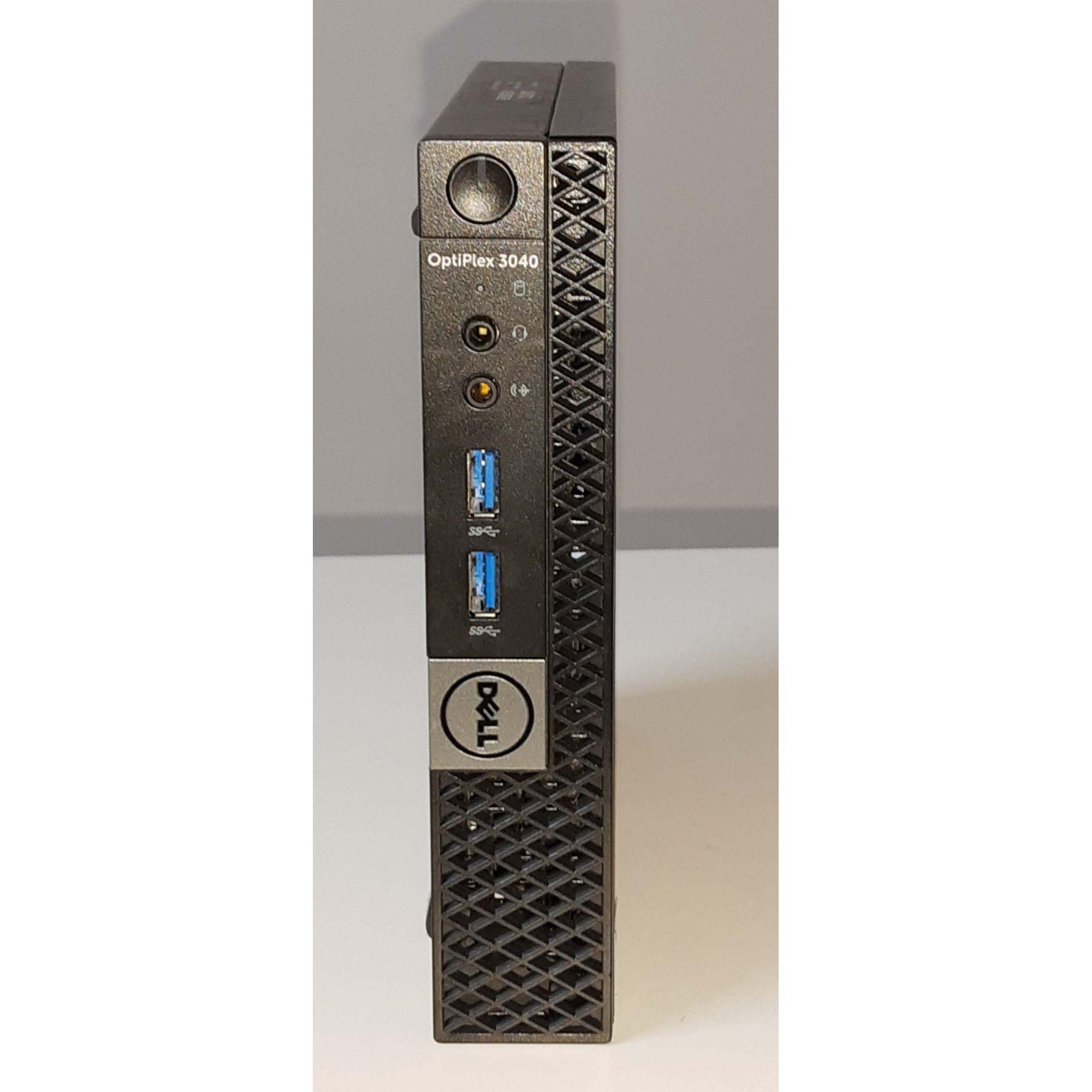 Micro CPU  Optiplex 3040 i7-6700 3.4GHz, 16GB, 1TB - único no ML