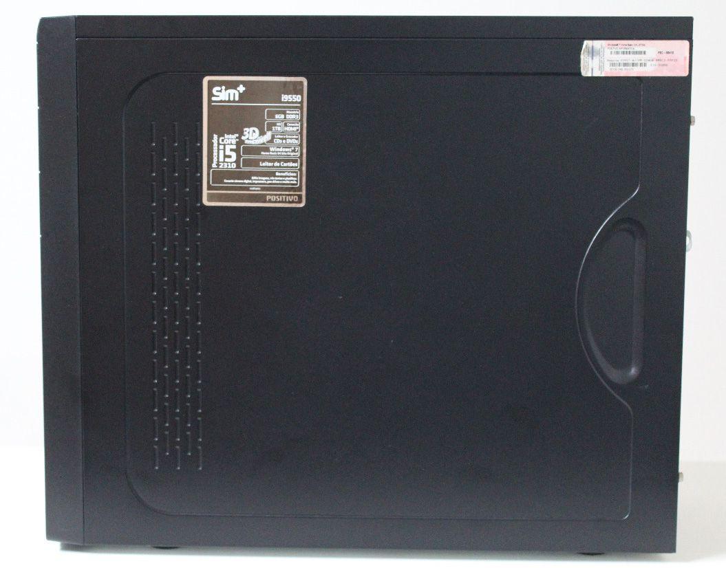 Computador Positivo sim+ i9550  intel core I5 2.9GHz 6GB HD-1TB