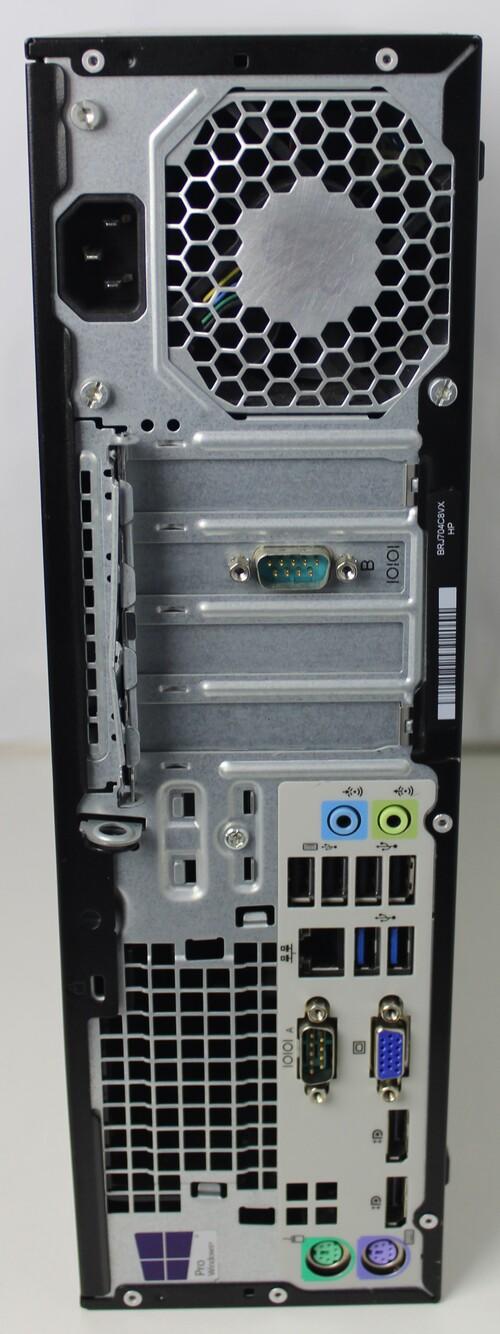 CPU CORPORATIVA HP ELITEDESK 705 G2 Dual Core 3.5GHZ 8GB HD-500GB