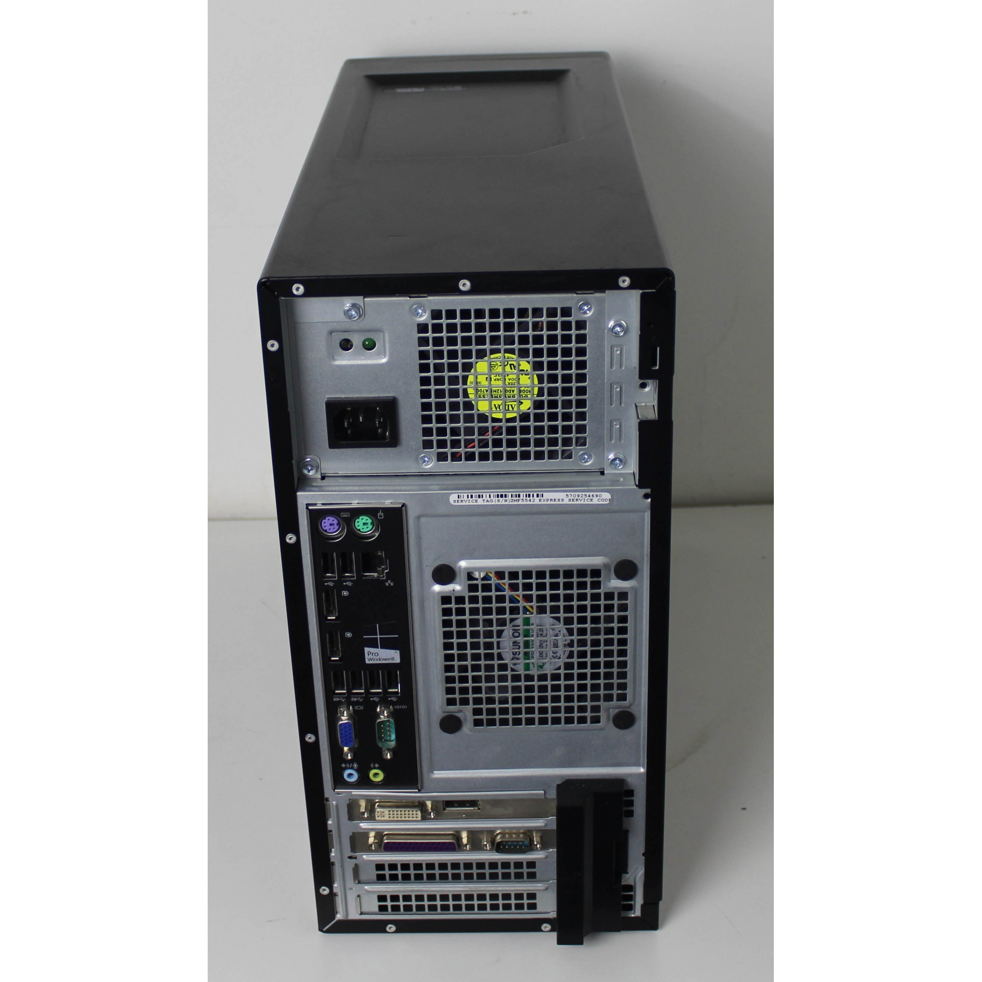 CPU Dell Corporativa Optiplex 9020 Core i7 3.6Ghz 8GB HD-500GB+2GB Dedicado