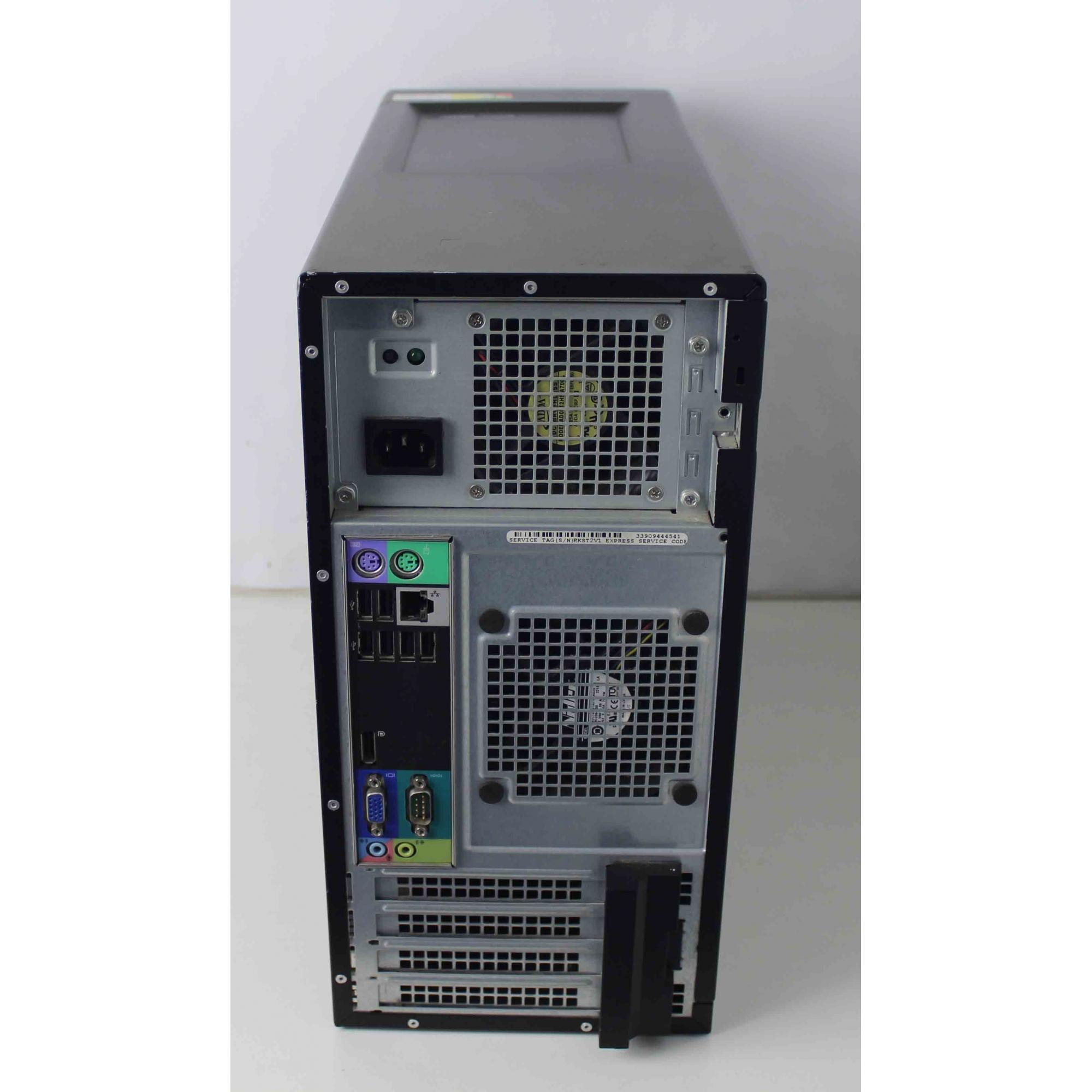 CPU Dell Optiplex 990 Intel Core i5 3.1GHz 4GB HD-500GB - Serial DB9