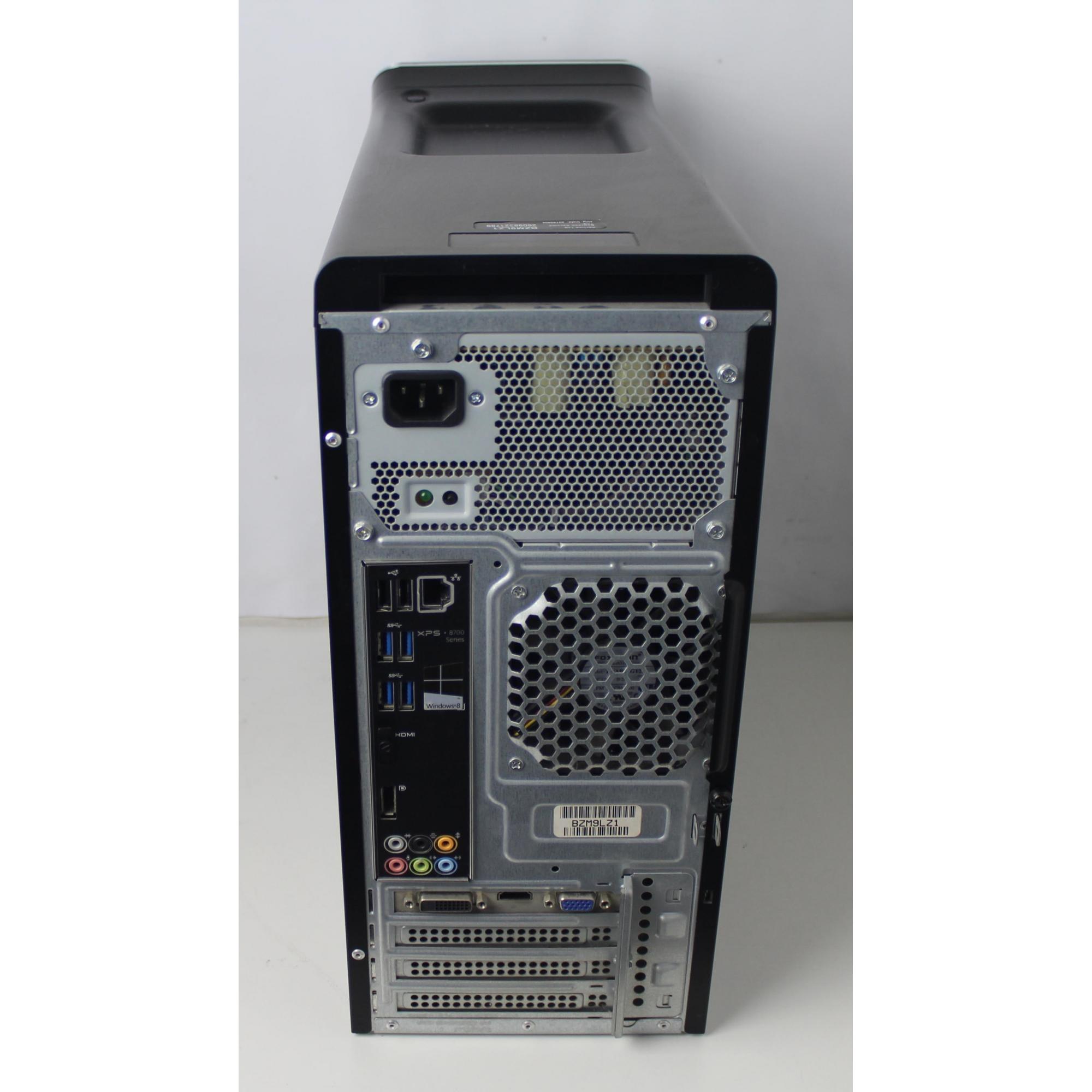 CPU Dell XPS 8700 Intel Core I5 3.1GHz 8GB HD-1TB