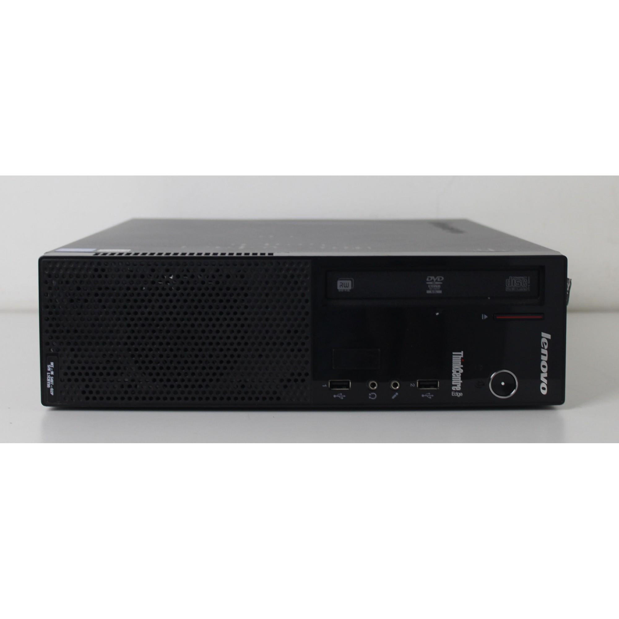 CPU Empresarial Lenovo Thinkcentre Edge72 Intel Core i5 2.9Ghz 4GB HD-500GB (não enviamos)