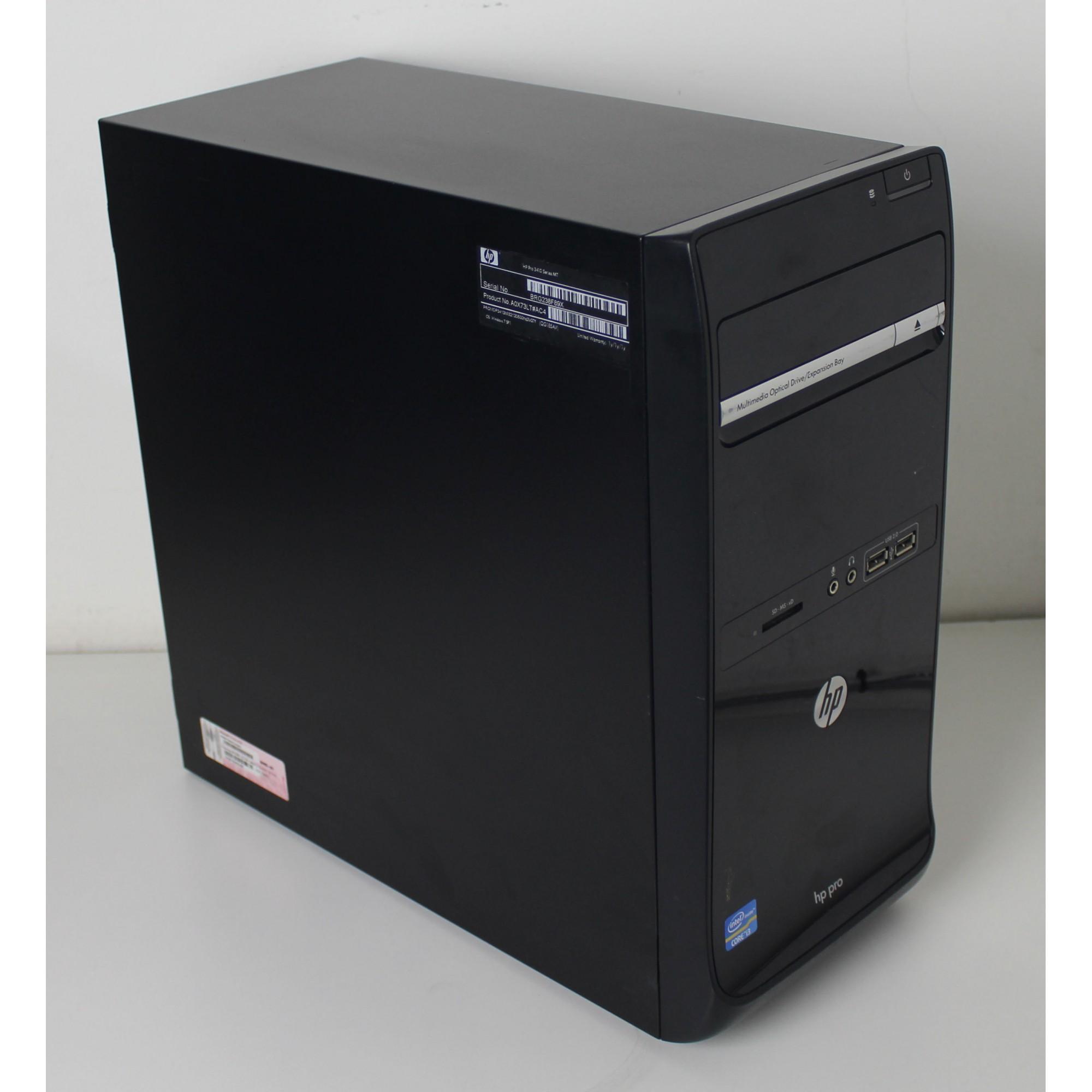CPU HP 3410 Pro Intel Core i3 3.3Ghz 4GB HD-500GB