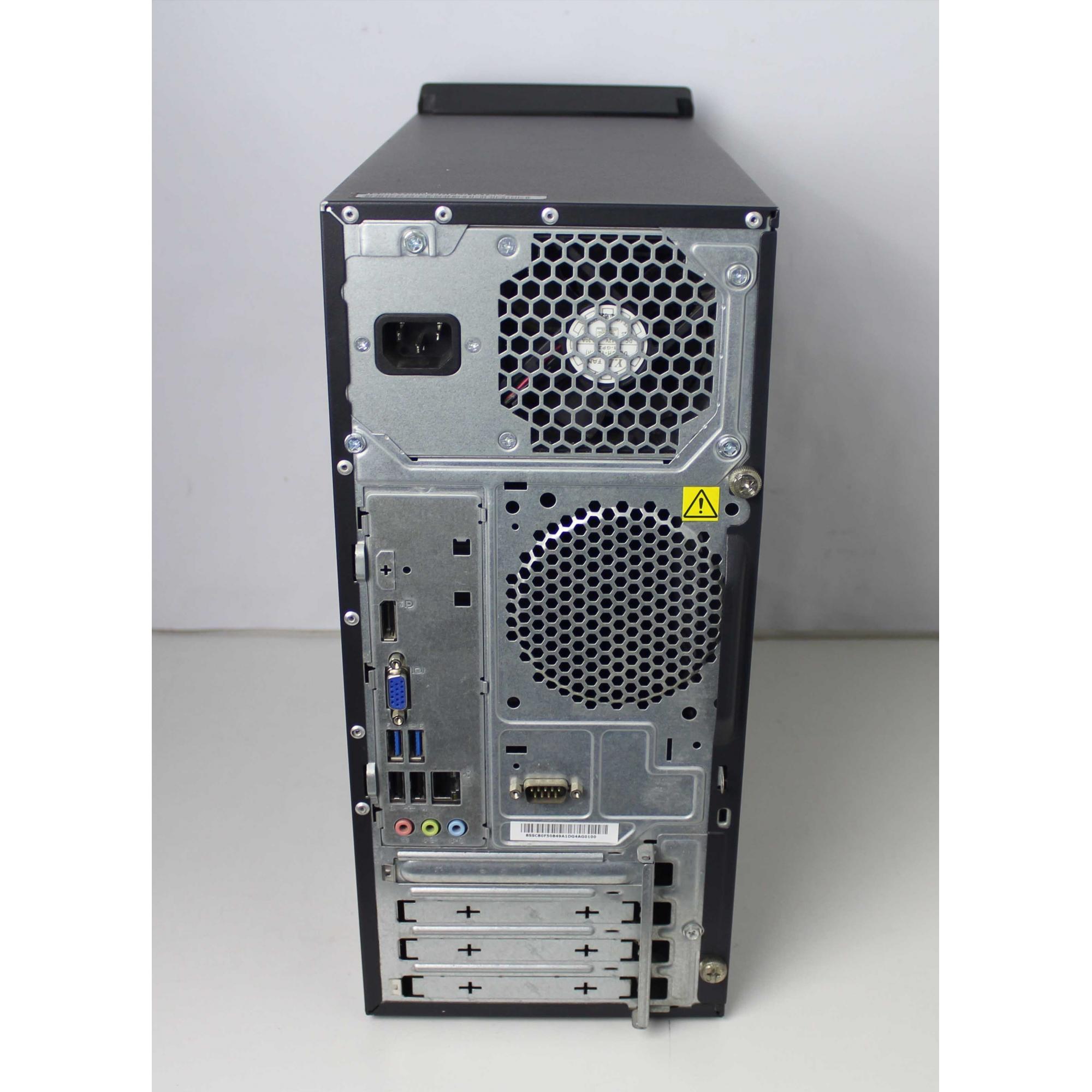 CPU LENOVO 63 INTEL CORE I3 3.4GHZ 8GB HD-500GB