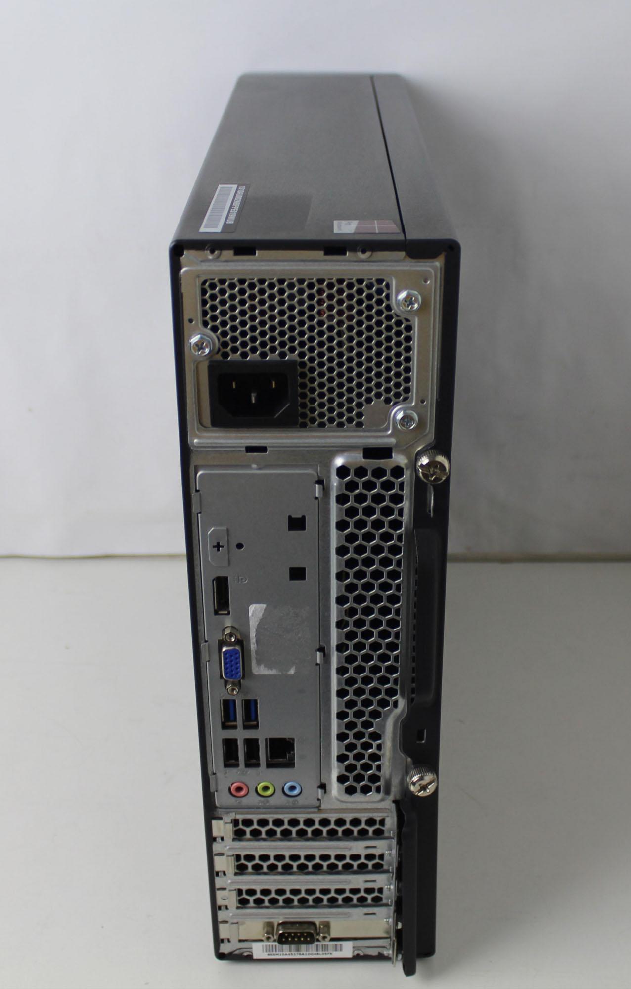 CPU LENOVO THINKCENTRE E73 INTEL CORE I3 3.6GHZ 4GB HD-500GB