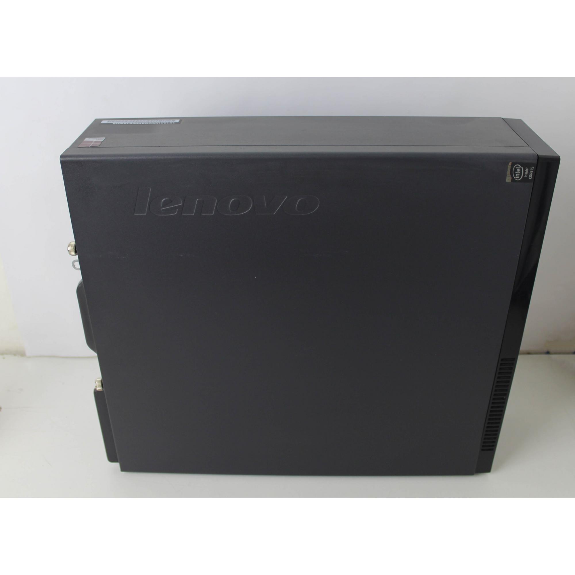 CPU LENOVO THINKCENTRE E73 INTEL CORE I5 2.7GHZ 4GB HD-500GB