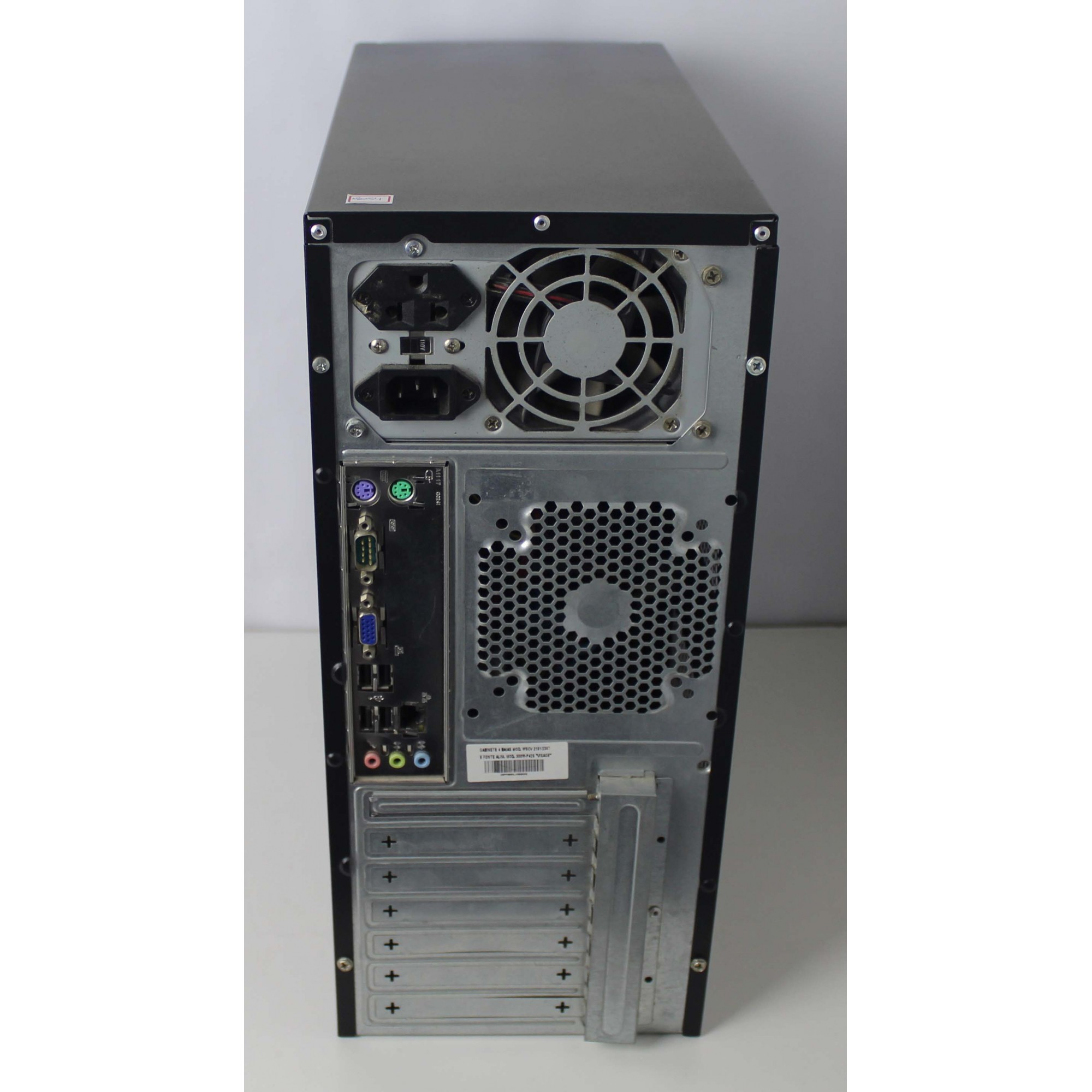 CPU Visage PC AMD athlon x2 3GHz 4GB HD-500GB