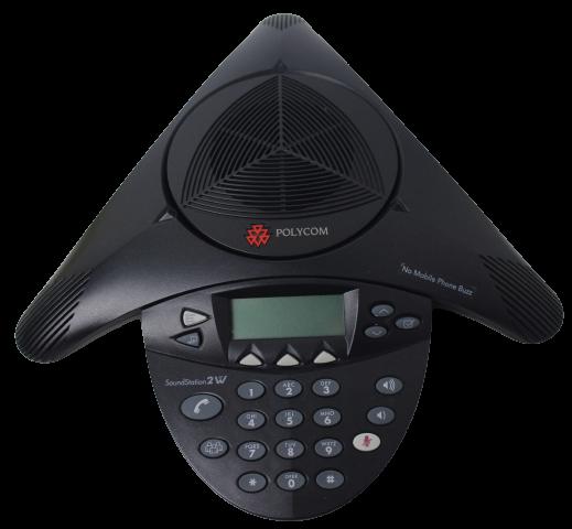 ESTAÇÃO DE AUDIOCONFERÊNCIA E BASE POLYCOM SOUNDSTATION 2W - 2201-67880-022 - Wireless