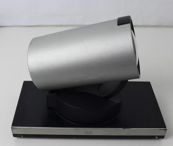 ESTAÇÃO DE VIDEOCONFERÊNCIA - CISCO TELEPRESENCE SX20 QUICK SET 12x