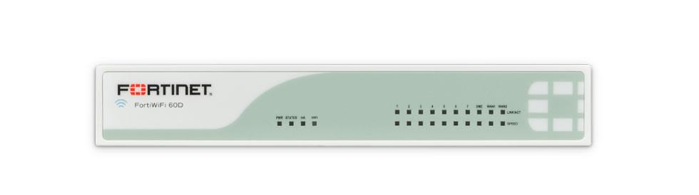 Firewall Fortinet FortiWiFi-60D