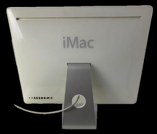 """Imac 24"""" Core 2 Duo 2.33Ghz 4Gb Hd-250GB (Não enviamos)"""