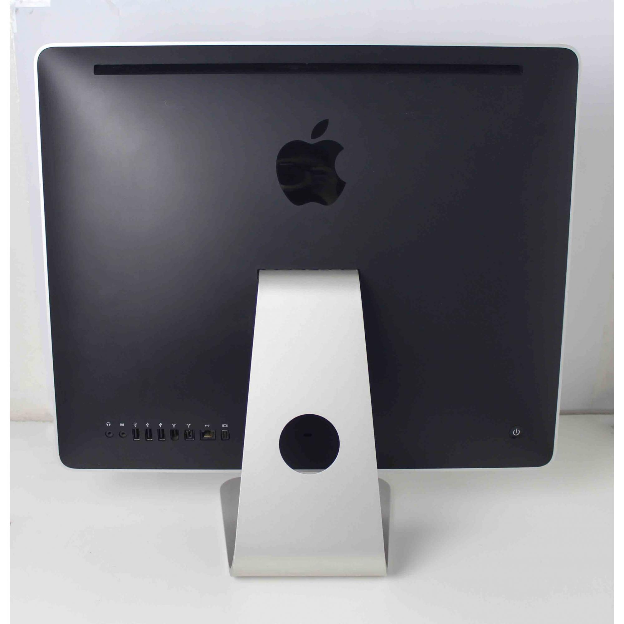 "iMac MB323LL/A 20"" Intel Core 2 Duo 2.4GHz 4GB HD-320GB (Não enviamos)"
