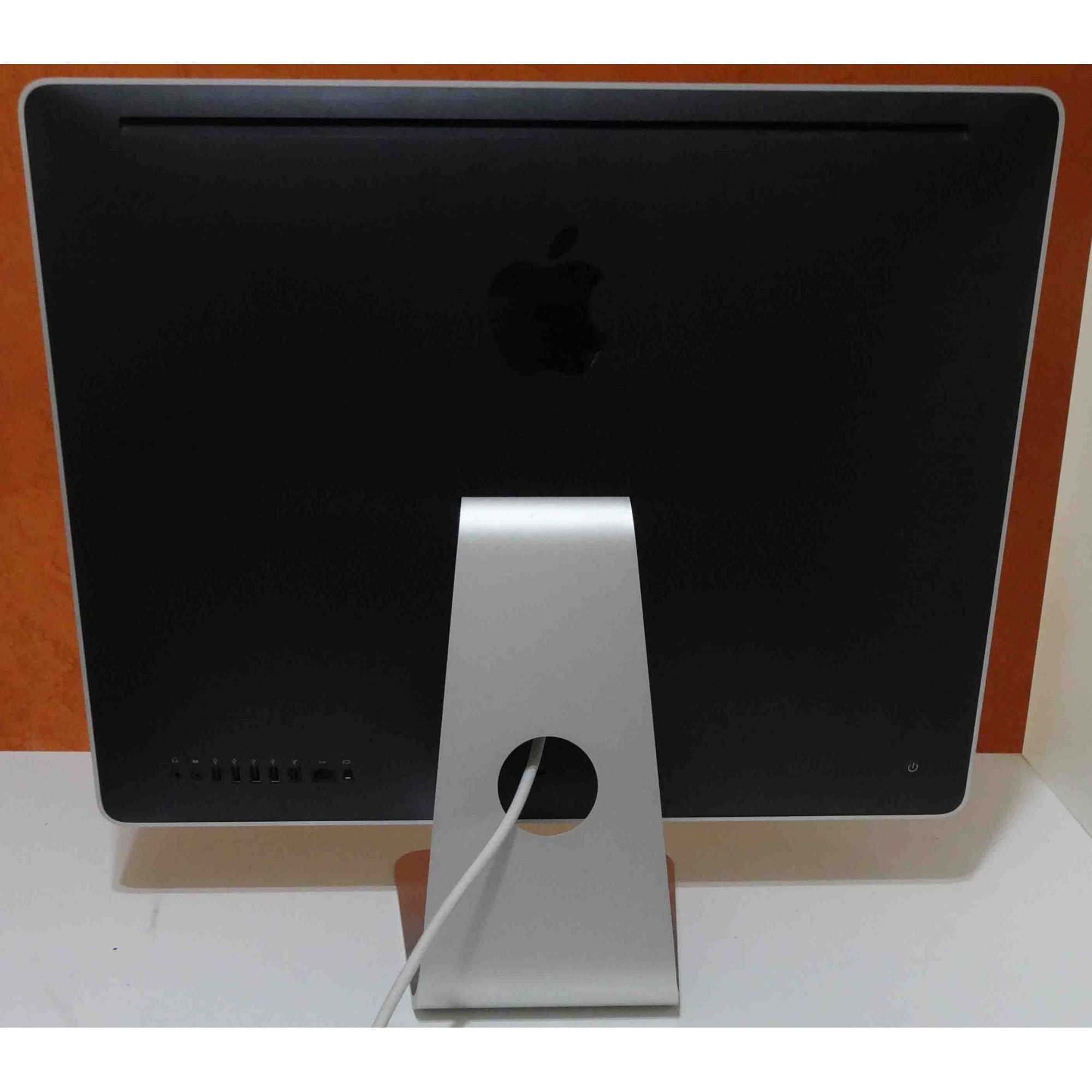 iMac MB419LL/A 24'' Core 2 Duo 2.93GHz 4GB HD-500GB (Não Enviamos)