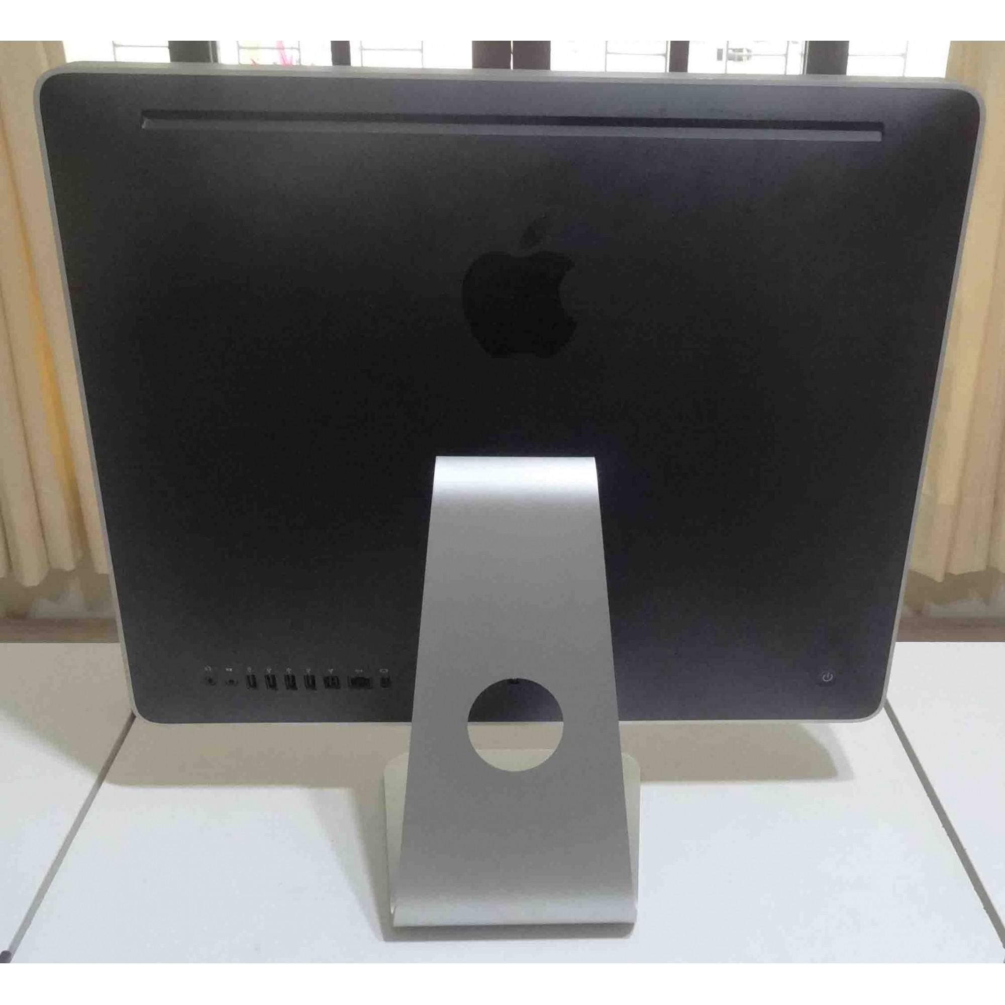 iMac MC015LL/A Intel Core 2 Duo 2GHz 4GB HD-160GB (NÃO ENVIAMOS)