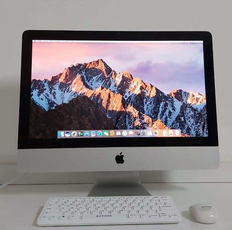 "iMac MC309LL/A 21.5"" Intel Core i5 2.5GHz 4GB HD-500GB / Não enviamos"