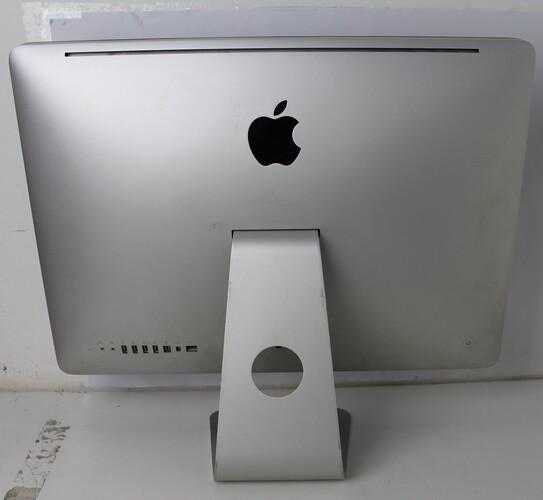 "iMac MC508LL/A 21,5"" Intel Core i3 3,06GHz 8GB HD-1TB (Não Enviamos)"