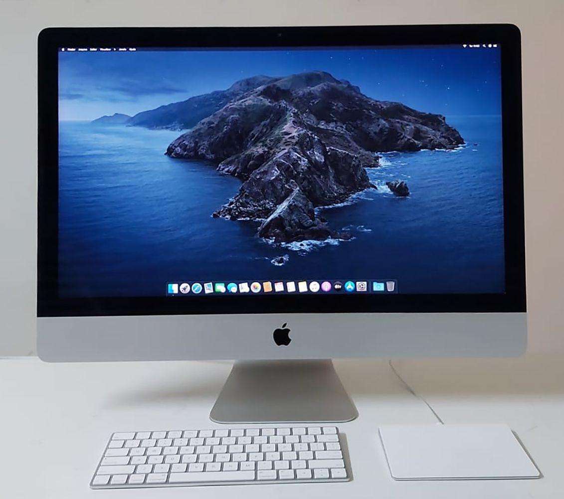 "iMac MK472BZ/A 27"" Intel Core i5 3.2GHz 8GB HD-1TB + 2GB Dedicada (Não Enviamos)"