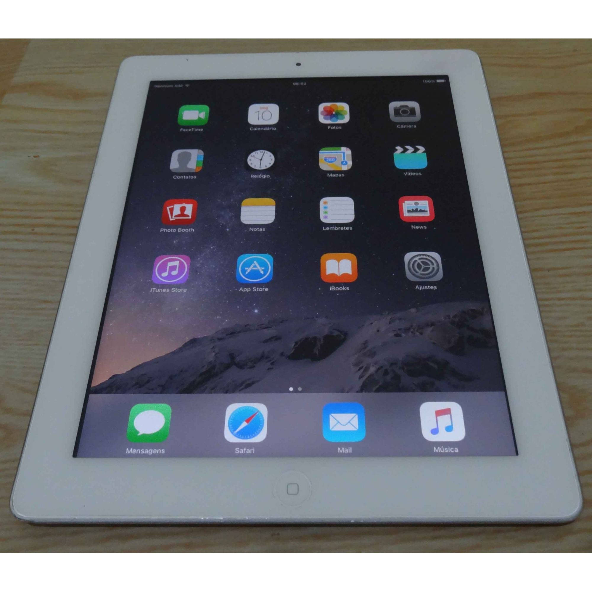 iPad 2 MC982LL/A 9.7'' 16GB 3G/Wifi - White