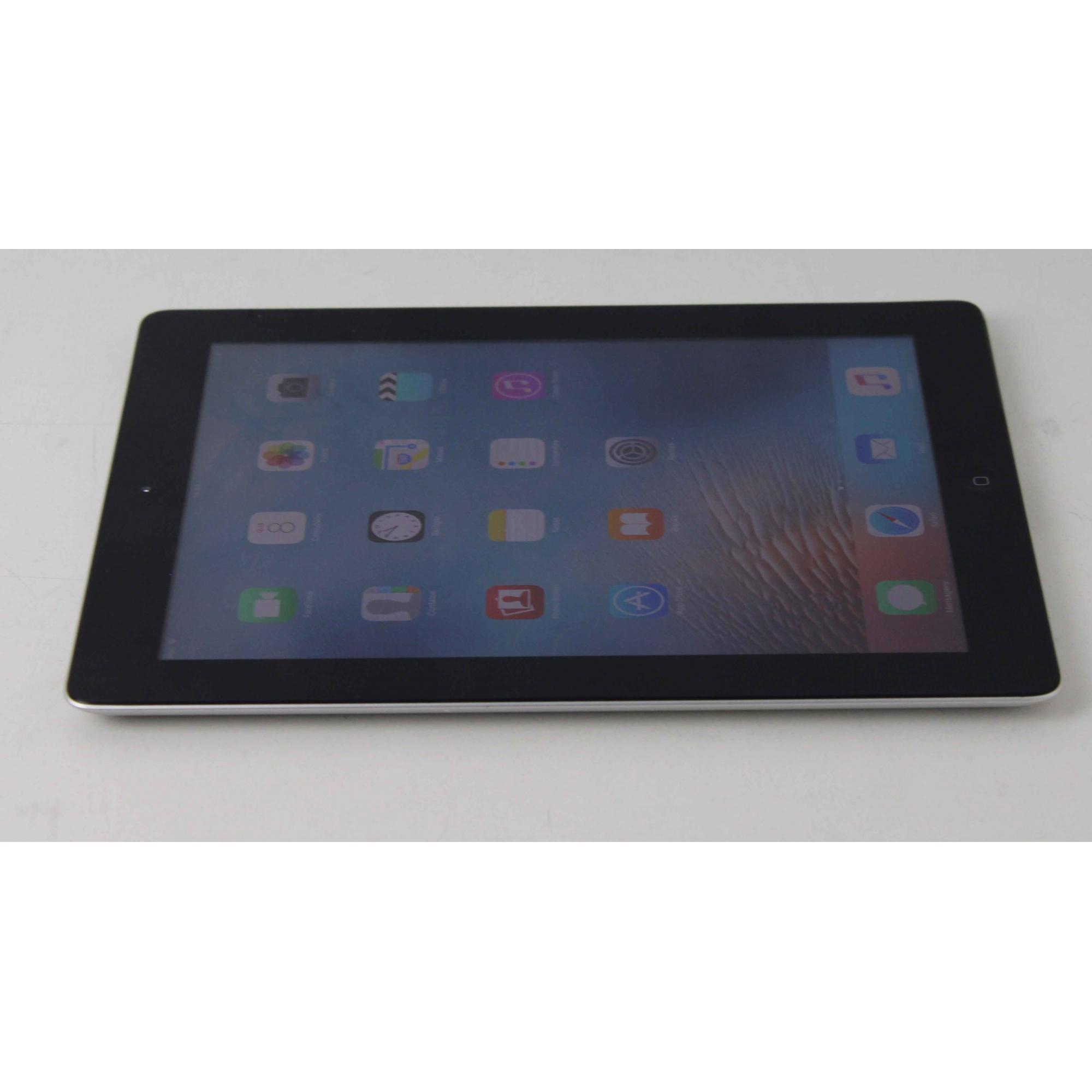 "iPad 3 MC706LL/A 9.7"" 32GB Wifi - Cinza espacial"