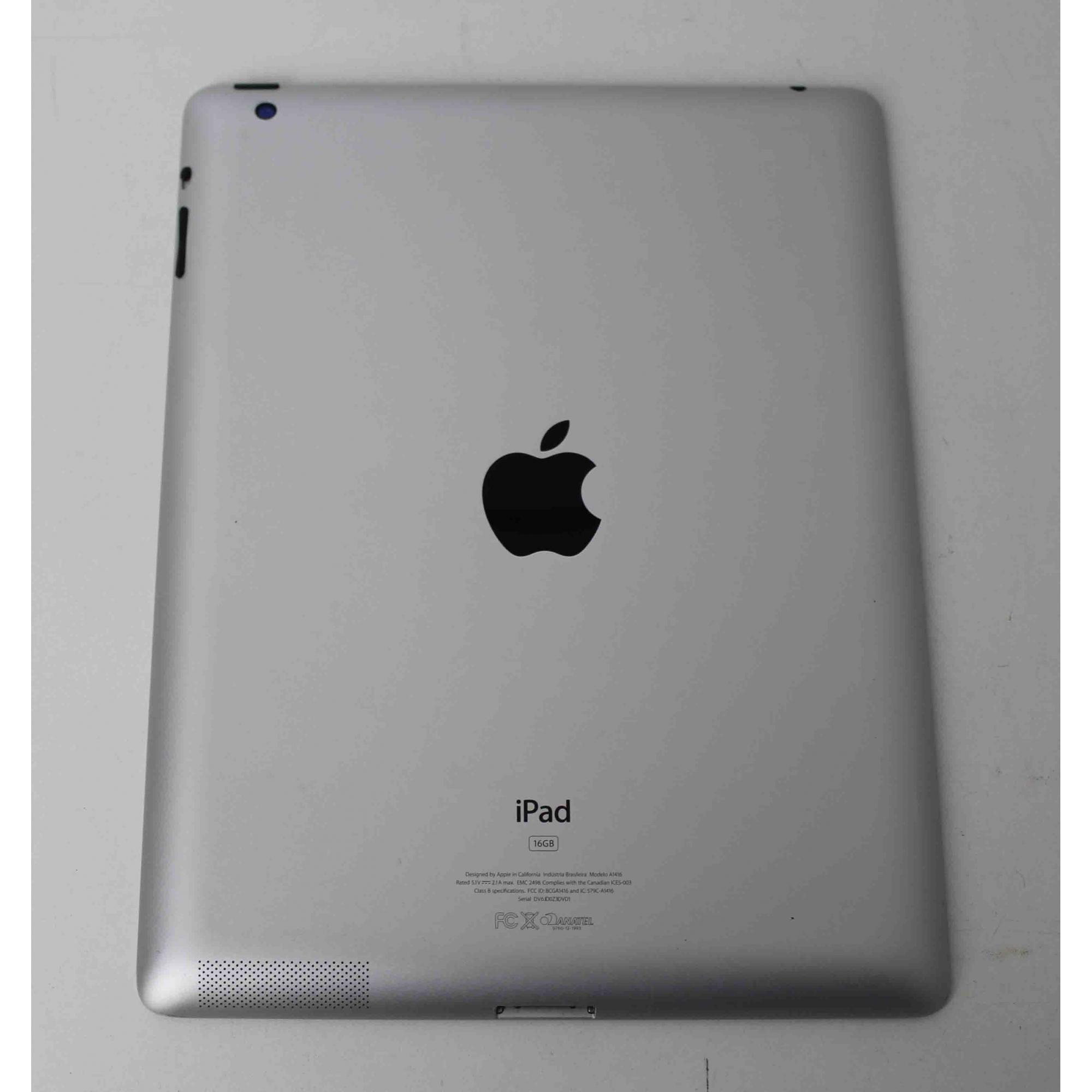 """IPAD 3 MD328BR/A 9.7"""" 16GB WIFI - Silver"""