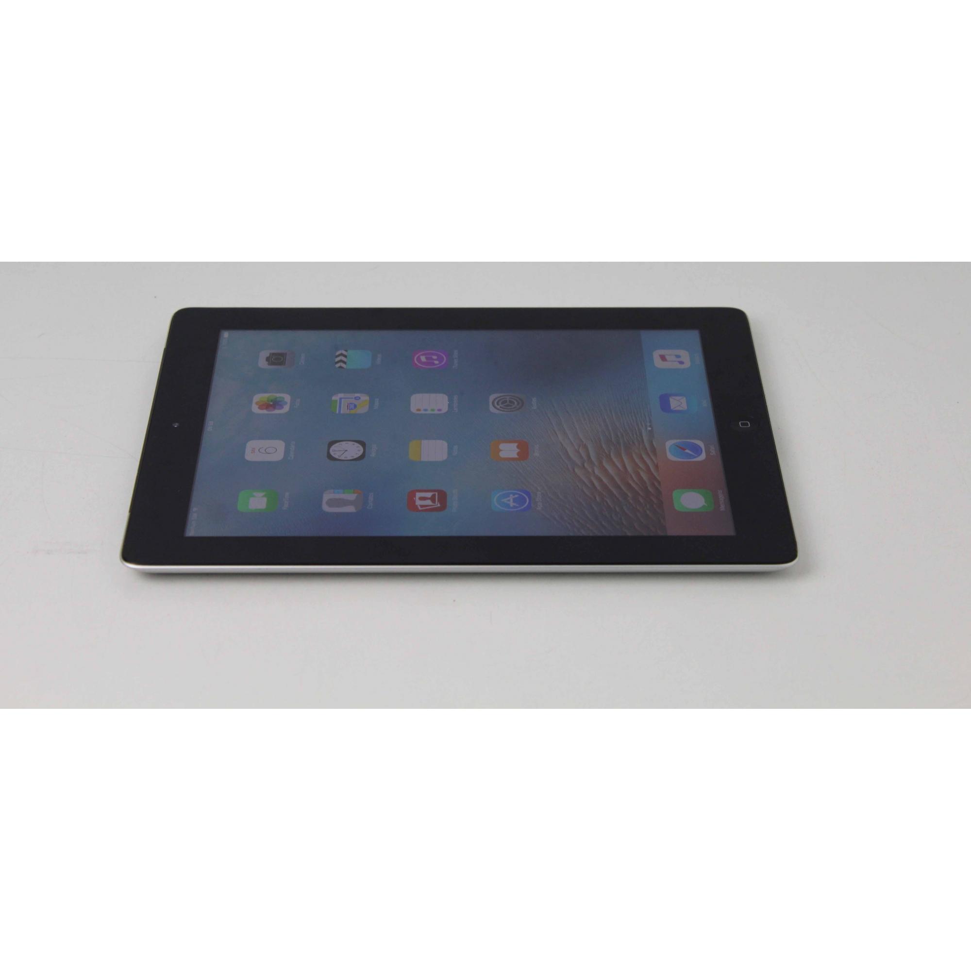 """iPad 3 MD367BR/A 9.7"""" 32GB Wifi + 4G - Cinza espacial"""