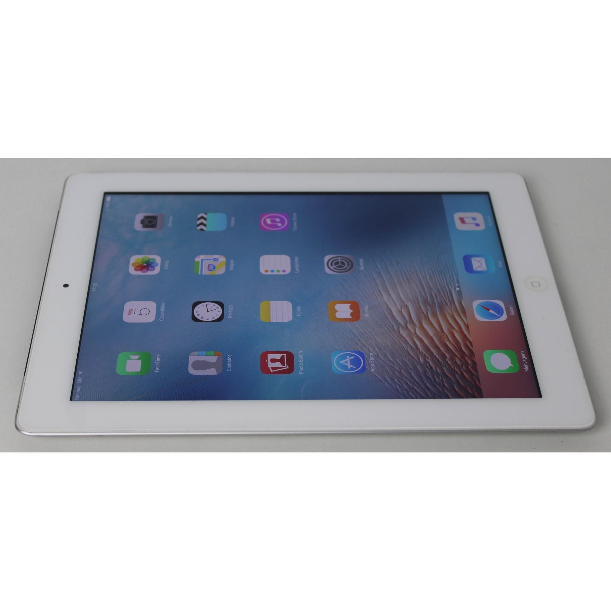 """iPad 3 MD369BZ/A 9.7"""" 16GB - Wifi + 3G"""