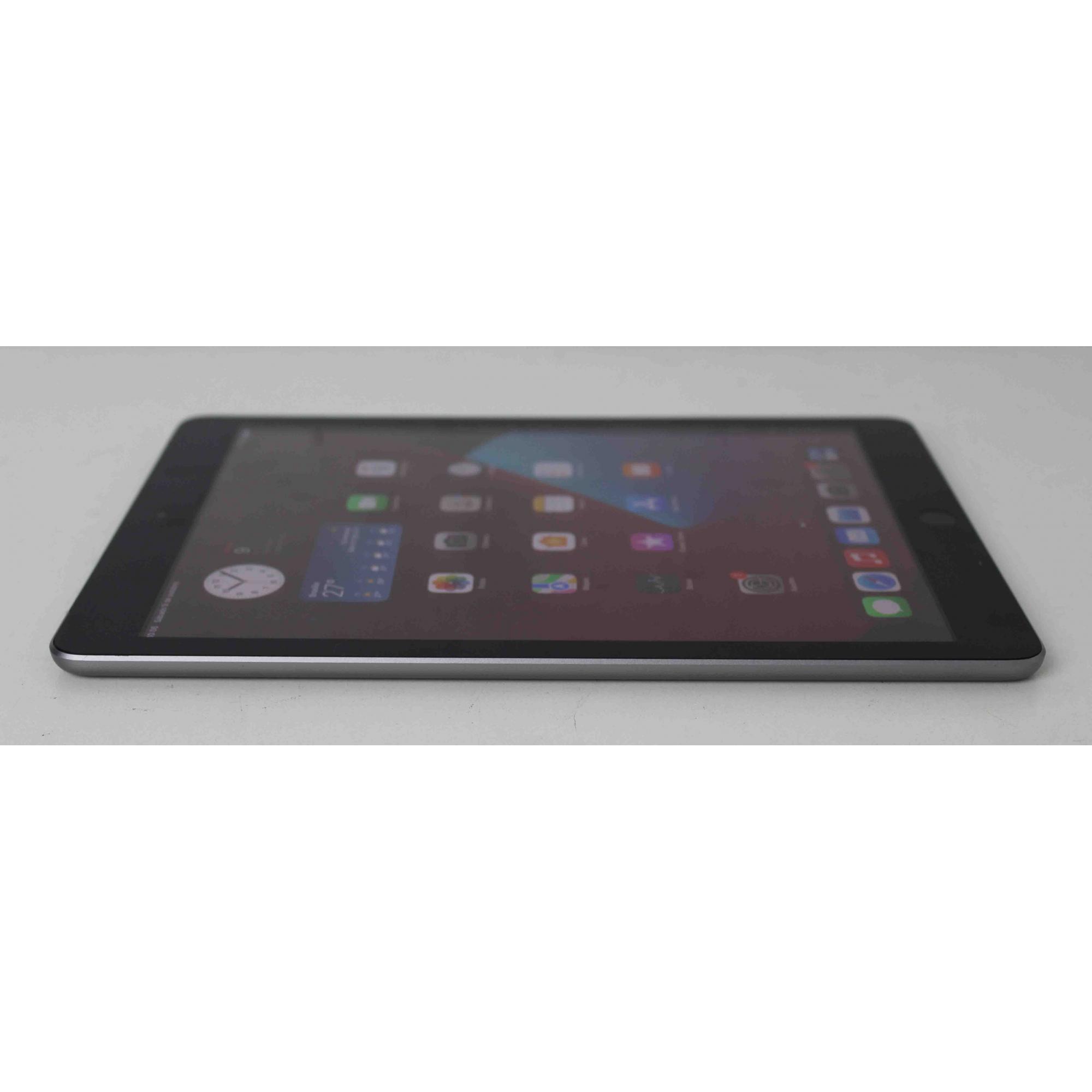"""iPad 6 MR722BZ/A 128GB 9.7"""" Wifi + 4G - Cinza espacial"""