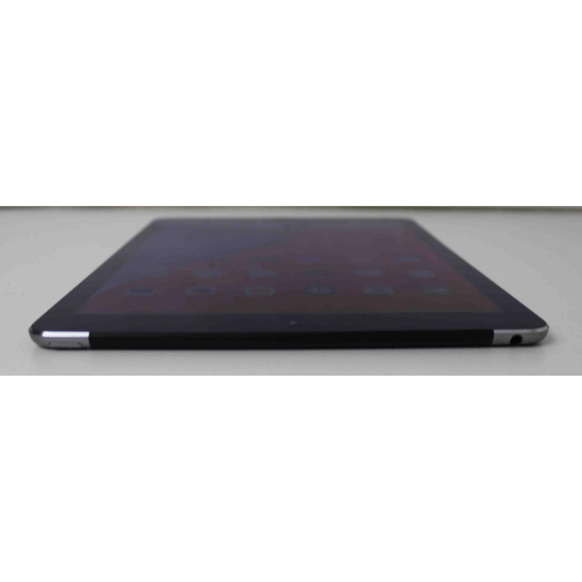 """iPad Air 2 MGWL2BR/A 9.7"""" 128GB Wifi - Cinza espacial (Não Enviamos)"""