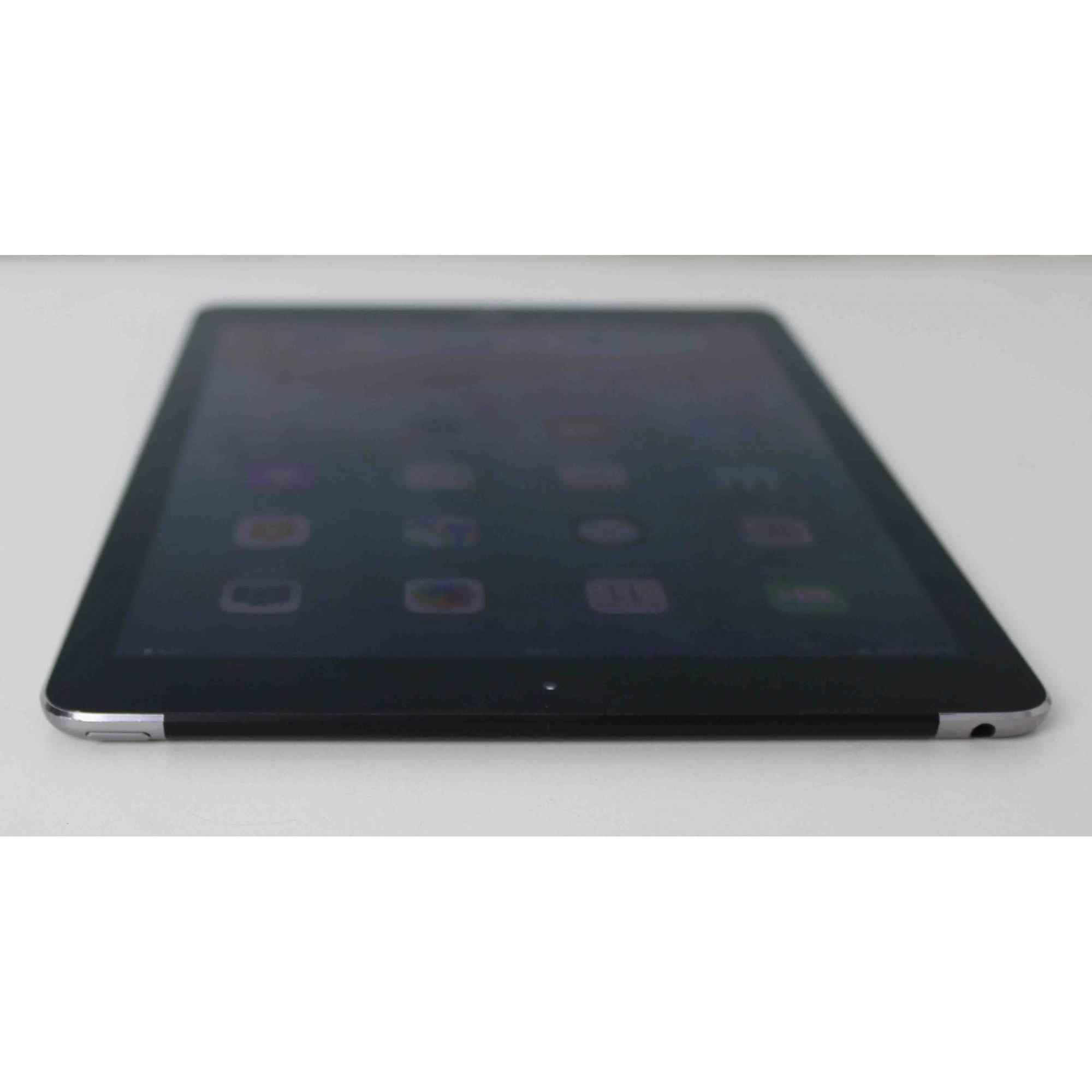 "iPad Air 2 MGWL2BZ/A 9.7"" 128GB Wifi + 4G - Cinza Espacial"