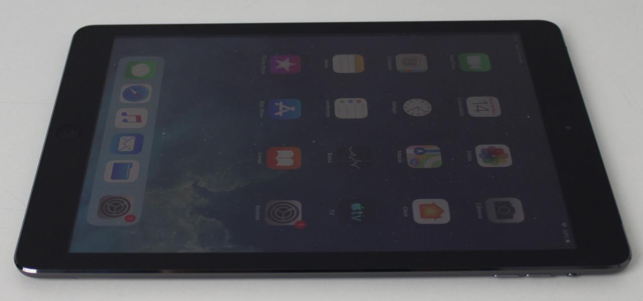 "iPad Air MD793BR/A 9.7"" 64GB 4G - Cinza Espacial"
