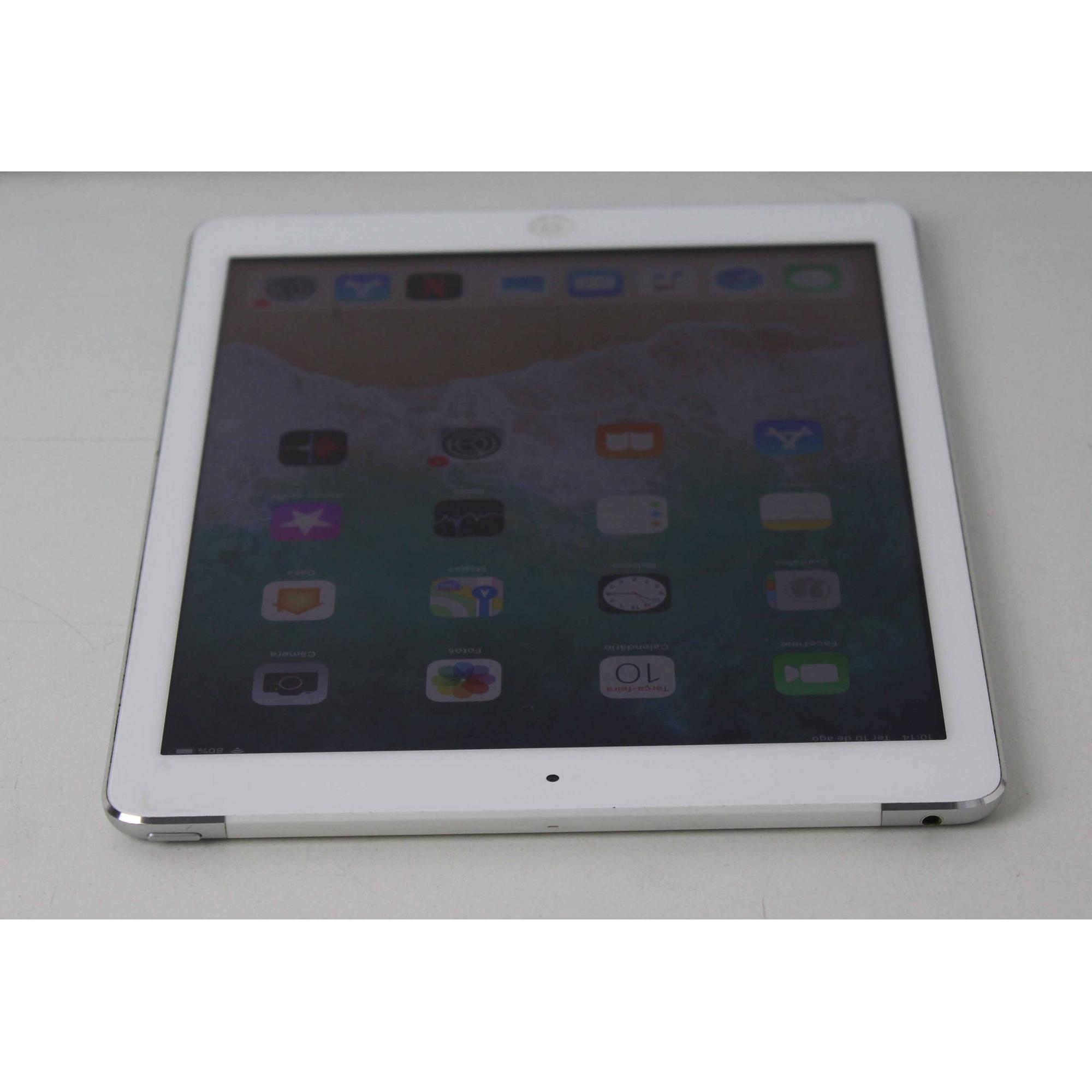 """iPad Air MD795BR/B 9.7"""" 32GB Wifi + 4G - Silver"""