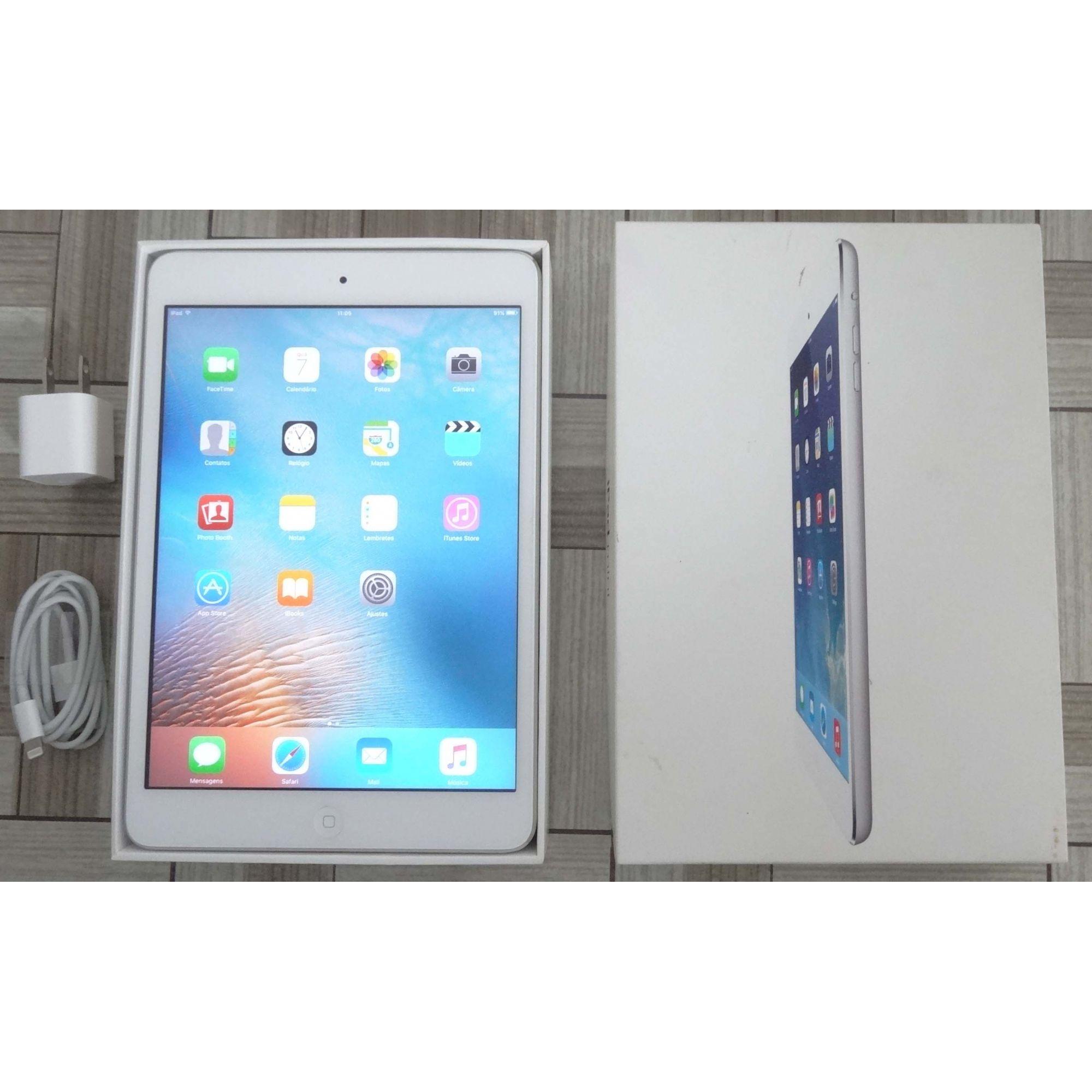 Ipad mini 16GB MD531E/A 7.9'' Wifi/Bluetooth, Câmera iSight 5 MP