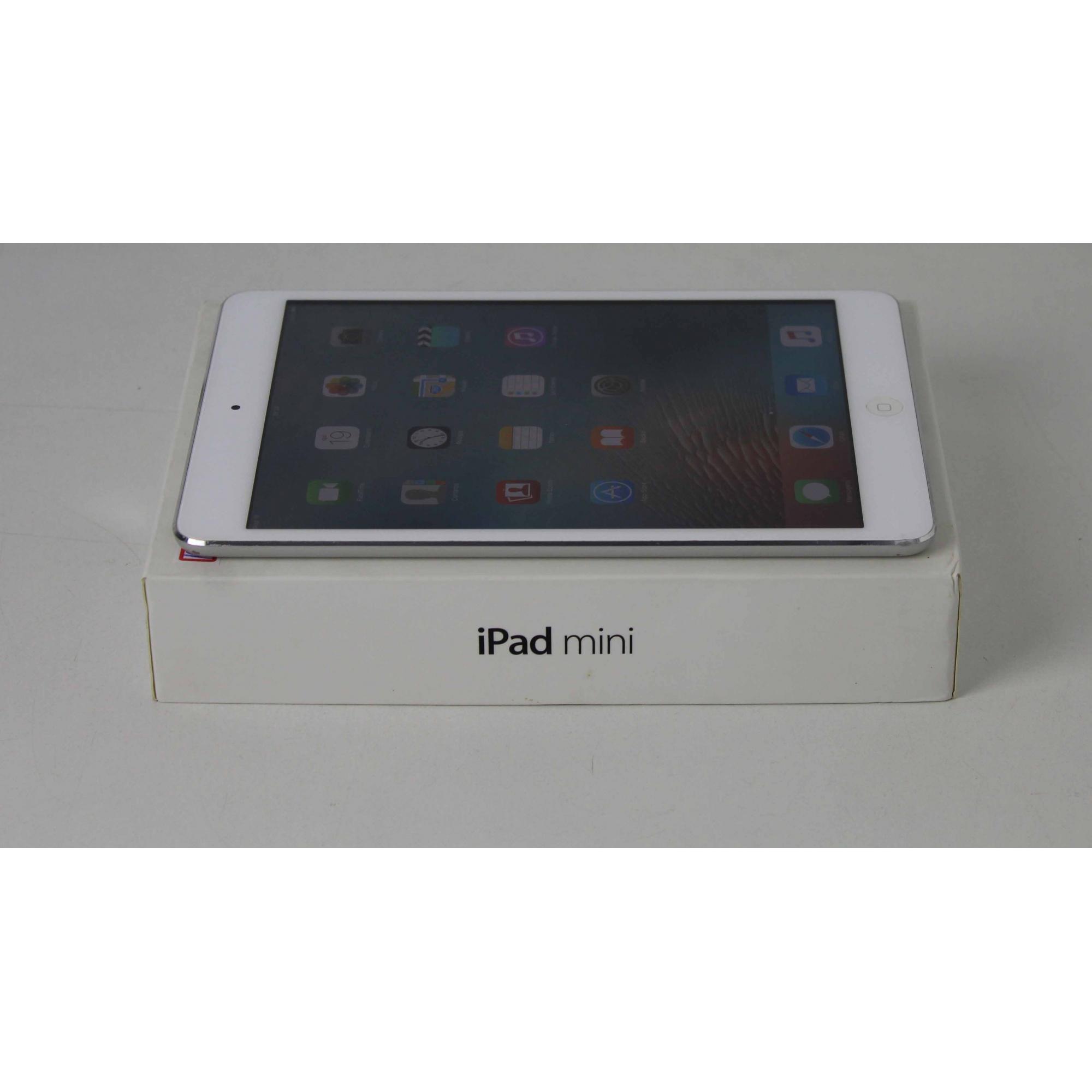 """iPad Mini 1 MD531LL/A 7.9"""" 16GB WIFI- Silver"""
