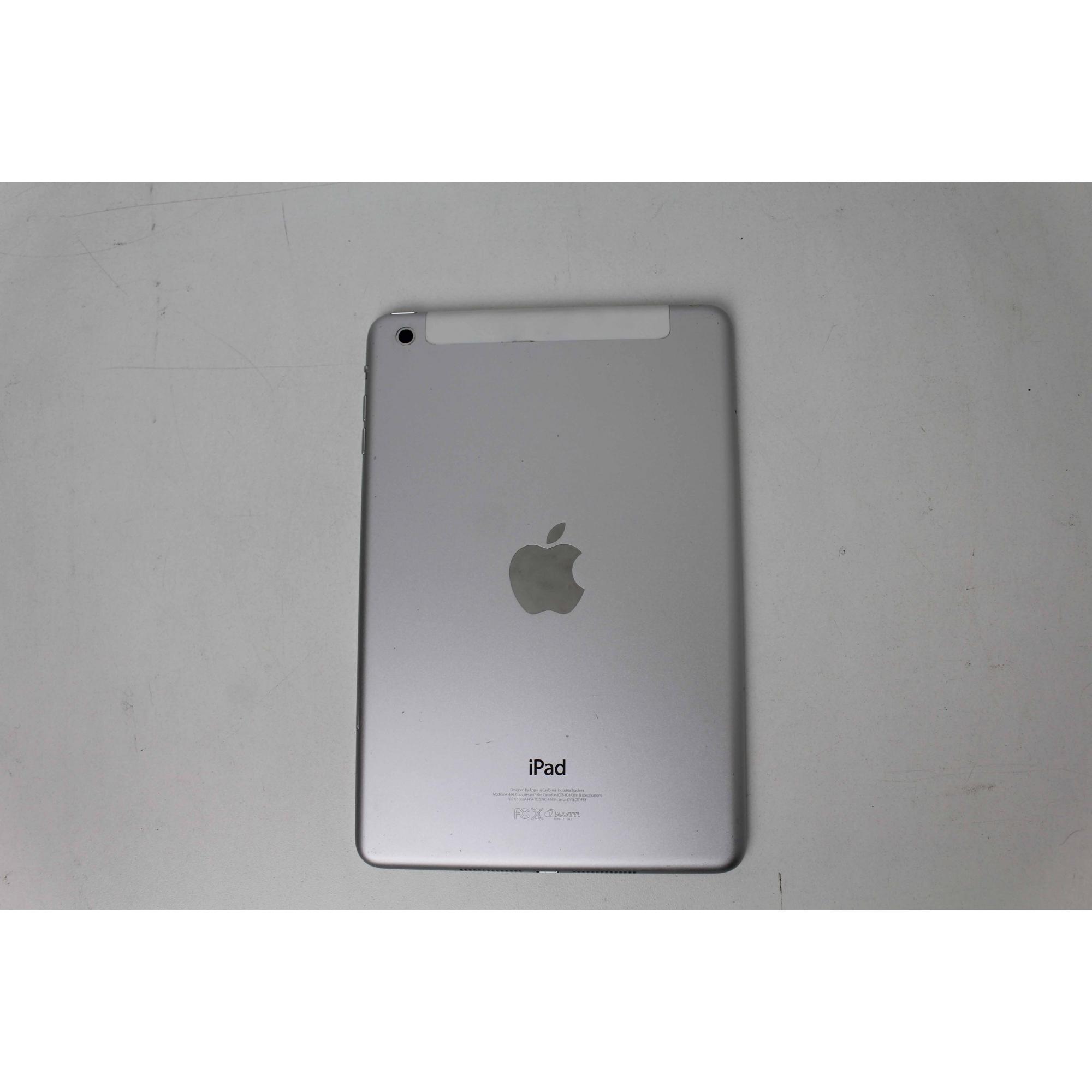 "IPAD MINI 1 MD537BR/A 7.9"" 16GB WIFI / 4G - SILVER"