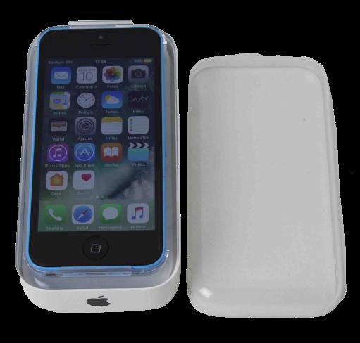 "iPhone 5c ME499B/A 4"" 8GB - Azul"