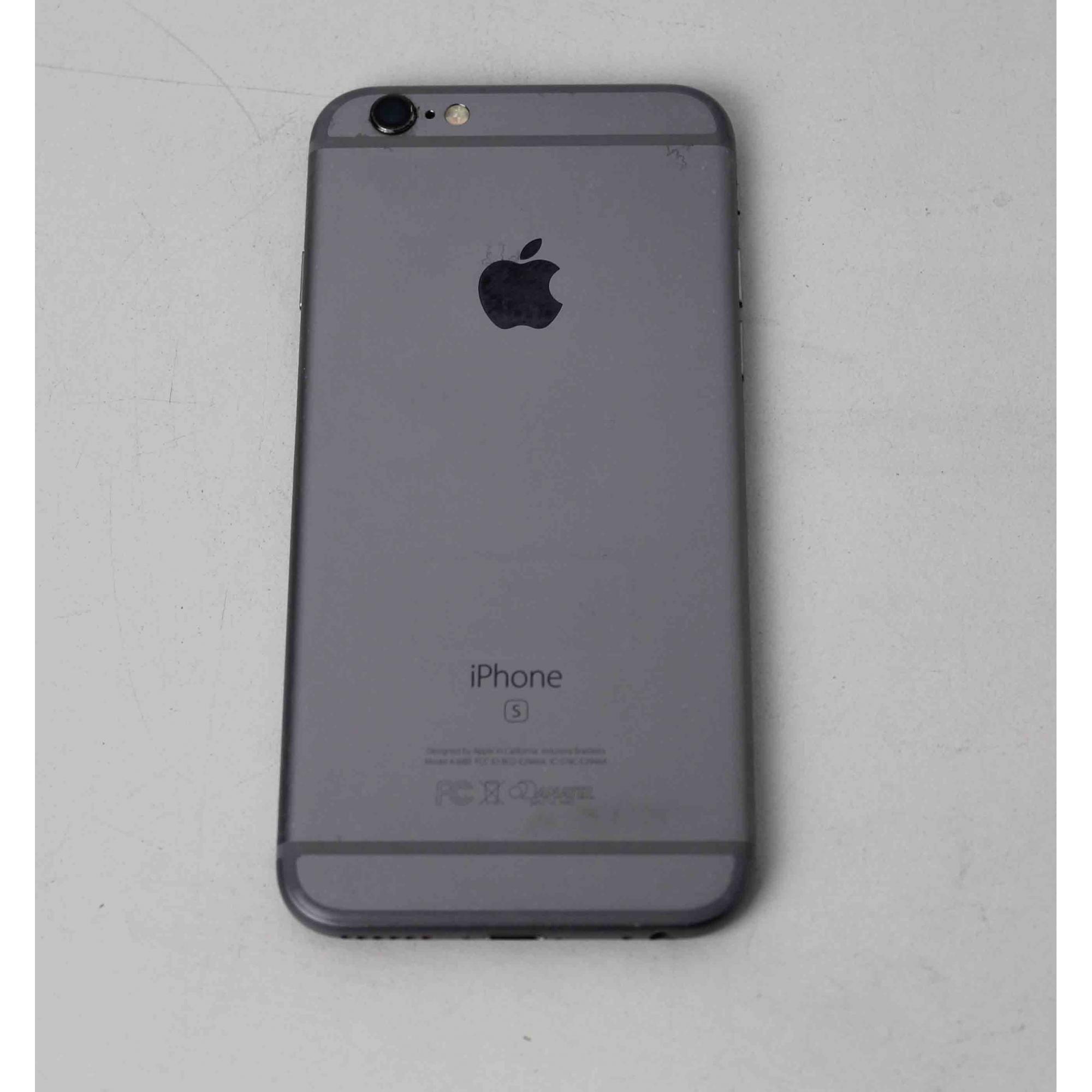 "Iphone 6S 64GB 4,7"" Wifi + 3G/4G - Cinza Espacial"
