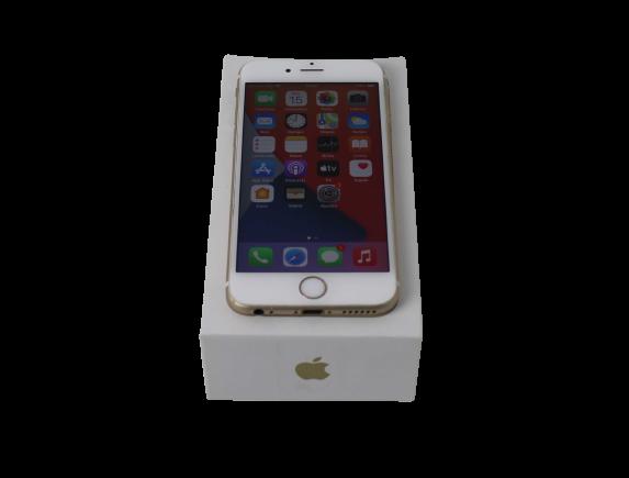"""iPhone 6S MN0P2LL/A 4.7"""" 32GB - Dourado"""