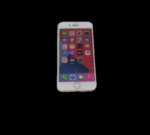 """iPhone 7 MN932KH/A 4.7"""" 128GB - Prata"""