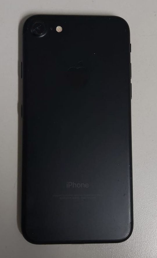"iPhone 7 NN8X2BZ/A 4.7"" 32GB - Preto"