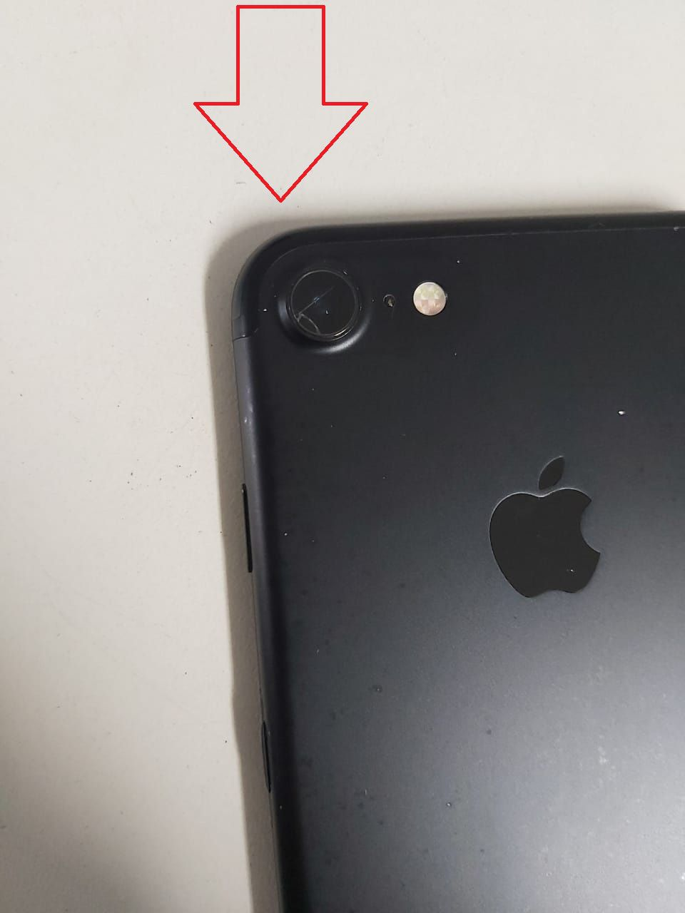 "iPhone 7 NN8X2BZ/A 4.7"" 32GB - Preto"