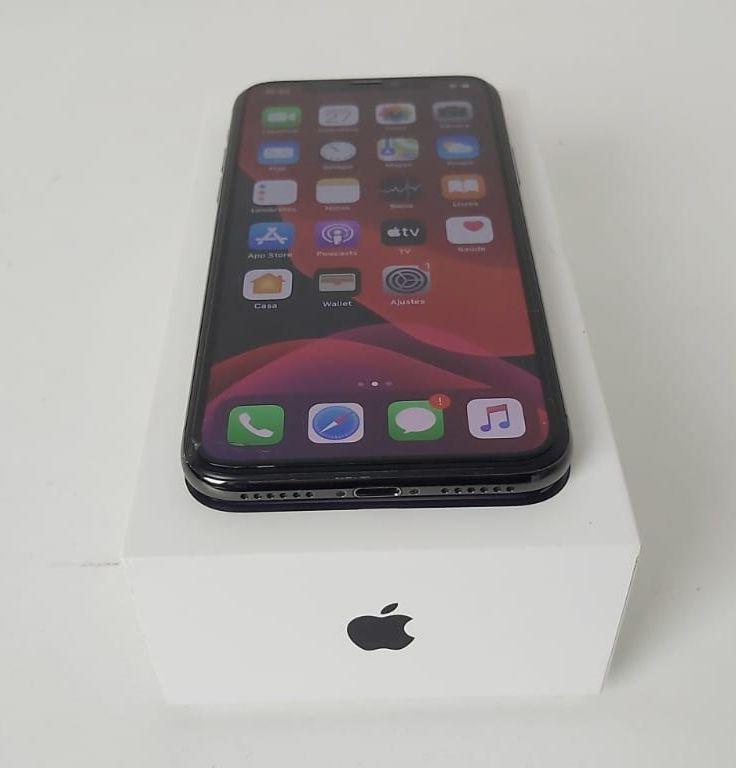 """iPhone X MQA52LL/A 5.8"""" 64GB"""