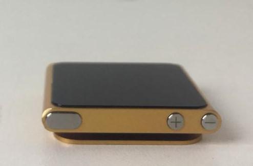 iPod Nano A1366 MC697ZY/A 16GB 6º Geração - Laranja