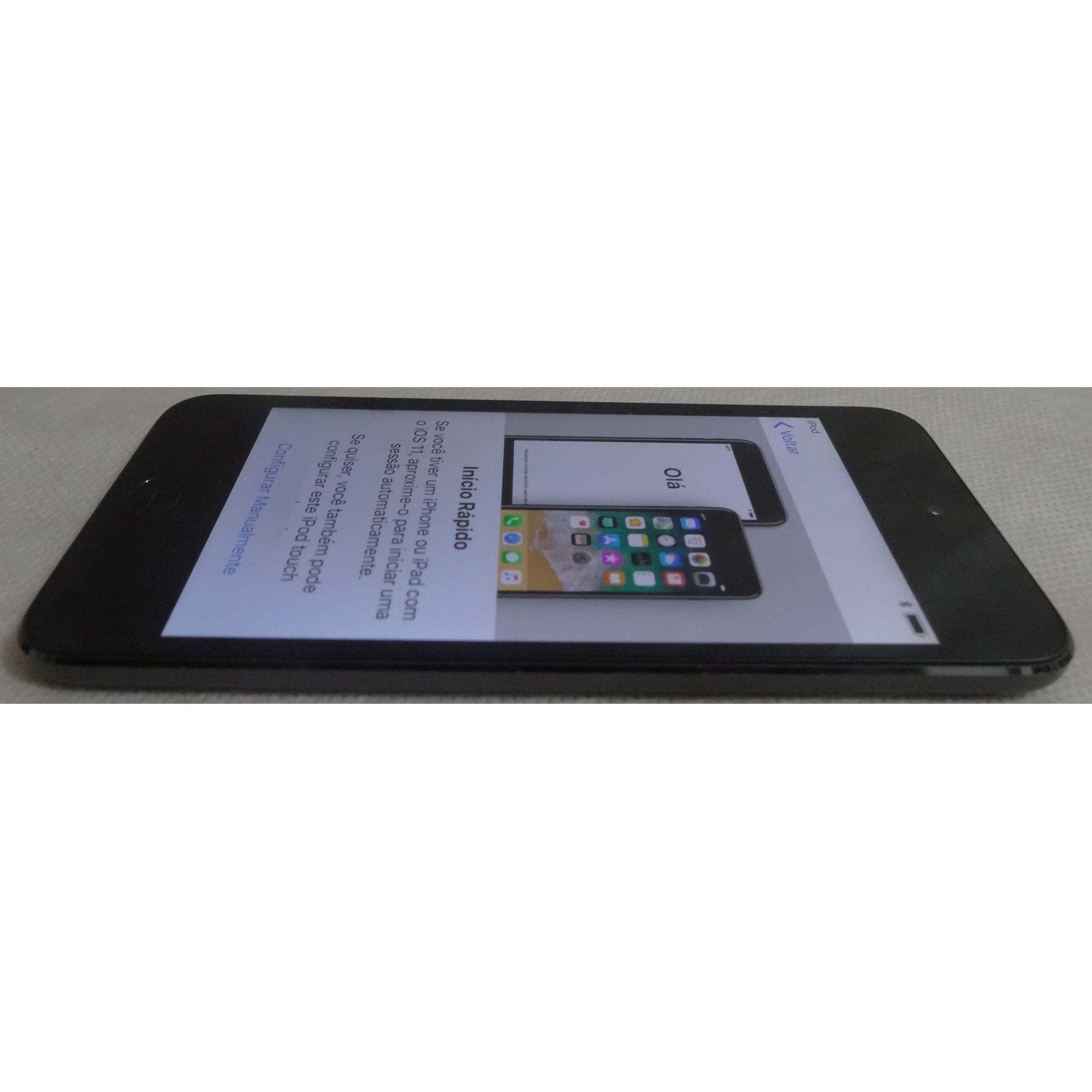 iPod Touch 16GB 4'' 6ª  Geração MKH62LZ/A - Cinza Espacial