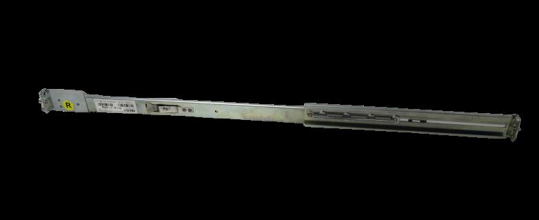 KIT TRILHOS RACK PARA SERVIDOR IBM  X3350/X3550 -  (DP/N: 42R8762 + 42R8763)