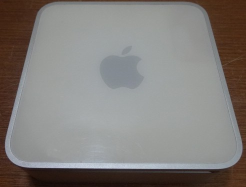 Mac Mini MA608LL/A Intel Core 2 Duo 1.83GHz 3GB HD-80GB